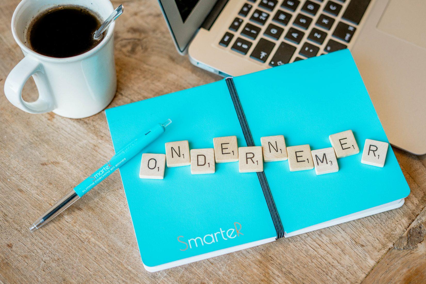 Je wordt ondernemer…of niet…of wel…????